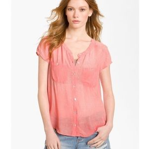Free People We the Free Spellbound sheer top